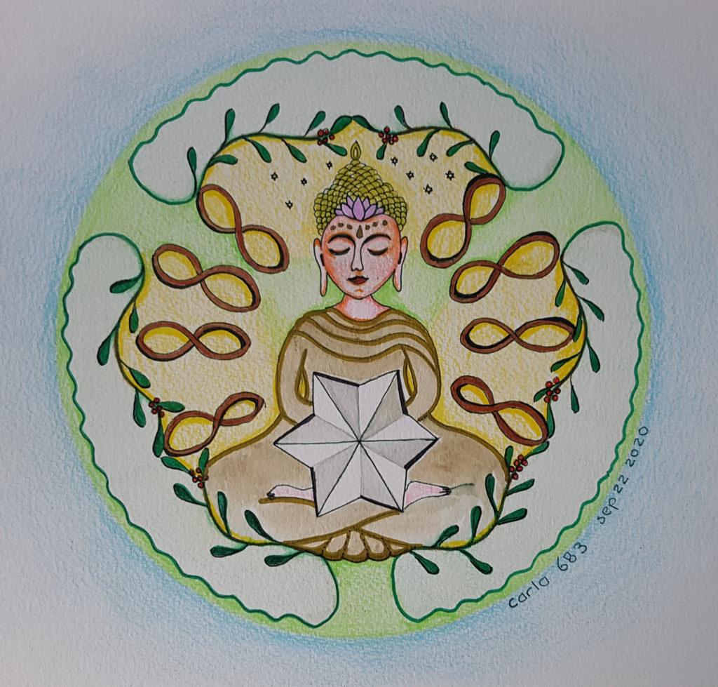 mandala nine star ki